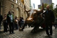 Wall Street sags after record-breaking session