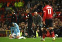 Guardiola's Man City raise the bar as Man Utd fall behind