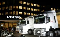 Lorry orders hit the brakes at Volvo Group