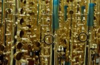 Thieves steal 35 rare saxophones from Italian collector