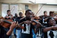 Soweto virtuosos embrace 'white people' music