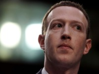 Facebook, whose CEO Mark Zuckerberg is seen here, said it set aside some $3 billion for an expected settlement with US regulators over its handlings of private user data
