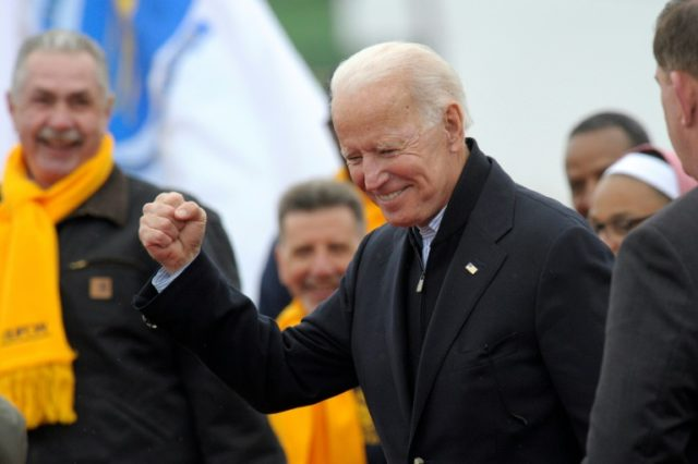 Biden outpaces pack, raises $6.3 mn in first 24 hours