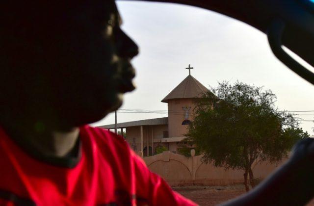 Jihadists kill pastor, four others in Burkina church attack