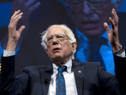 Bernie at CNN Town Hall: Netanyahu's Government Is 'Racist'