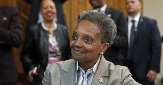 Chicago Mayor Lori Lightfoot Bans ICE from Police Database Before Raids 1