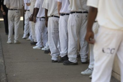 APNewsBreak: US condemns 'broken' Alabama prison system