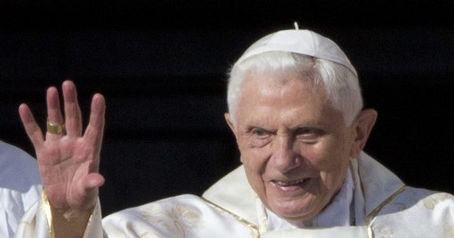 Emeritus Pope Benedict Weighs In on Abuse Crisis