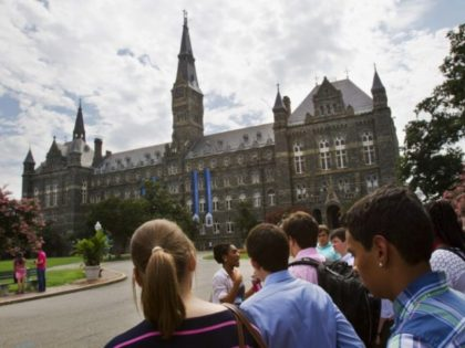 Georgetown students endorse slavery reparations fund in vote