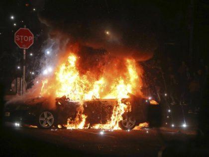 Journalist shot dead in Northern Ireland rioting