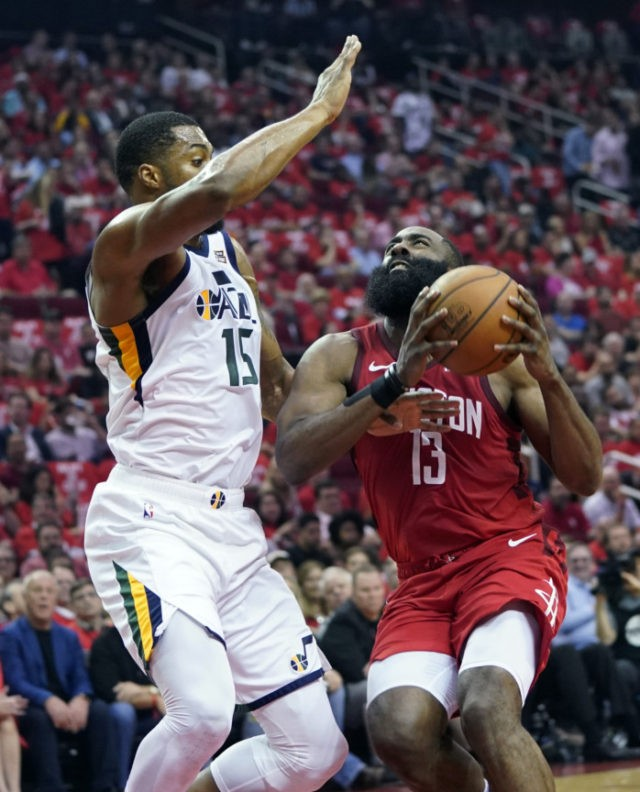 Rockets Jazz Game 1: Harden Helps Rockets Eliminate Jazz With 100-93 Win