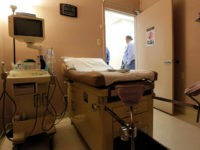 A procedure room is seen during a tour and event at Whole Woman's Health of San Antonio, Tuesday, Feb. 9, 2016, in San Antonio. The Supreme Court will soon hear Whole Woman's Health's challenge to HB2, Texas legislation that requires all abortion facilities to meet heightened requirements by becoming ambulatory …