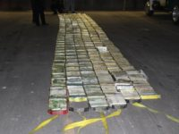 Half Ton of Methamphetamine Seized at Texas Border Bridge