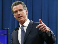 California Gov. Gavin Newsom Poised to Release 8,000 'Most Dangerous' Prisoners to Prevent Virus Spread