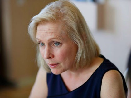 Watch: Kirsten Gillibrand Pledges to Release All Illegal Aliens Claiming Asylum into U.S. Communities