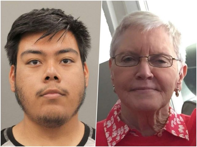 illegal alien and 75-year-old grandmother