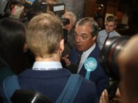 EU ELECTIONS: Results Point to Brexit Party Win, Le Pen Beating Macron…