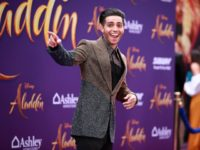 Aladdin star Mena Massoud