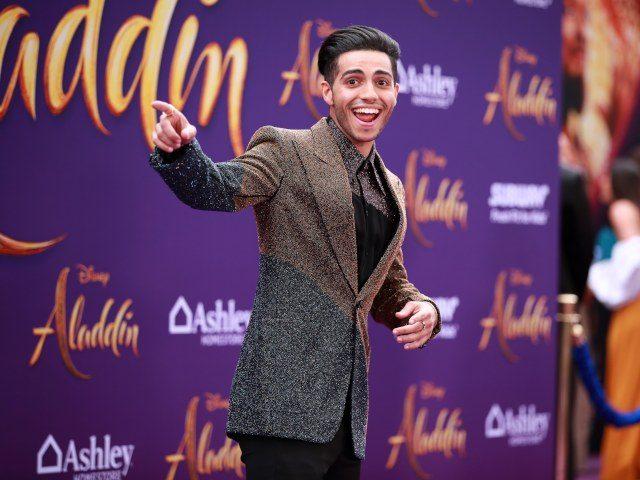 Aladdin star Mena Massoud