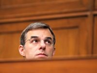 "House Oversight and Reform National Security subcommittee member Rep. Justin Amash, R-Mich., watches from the dais on Capitol Hill in Washington, Wednesday, May 22, 2019, during the House Oversight and Reform National Security subcommittee hearing on ""Securing U.S. Election Infrastructure and Protecting Political Discourse."" (AP Photo/Carolyn Kaster)"
