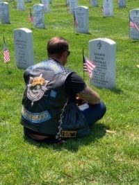 Green Berets Make Sure Brothers Buried at Arlington Are Not Forgotten