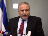 Avigdor Liberman (Lior Mizrahi / Getty)