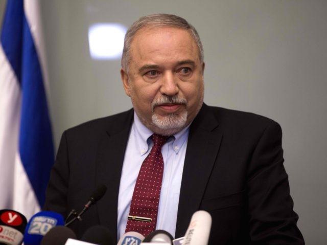 Avigdor Liberman (Lior Mizrahi / Getty)