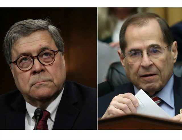Barr, Nadler Getty