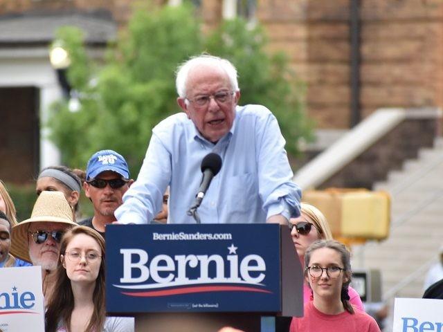 Bernie Sanders in Birmingham, AL, 5/19/2019