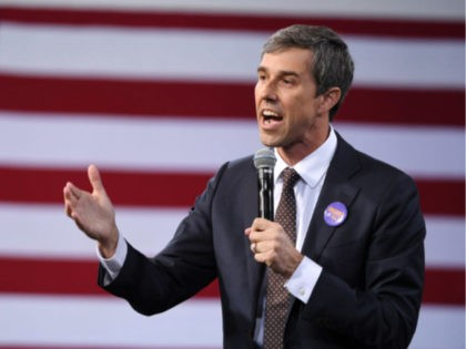 Beto O'Rourke Praises the Universal Background Checks That Failed to Stop Shootings