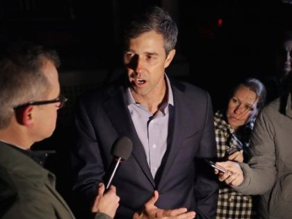 Beto O'Rourke (Chip Somodevilla / Getty)