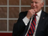 Biden Pulls Lip