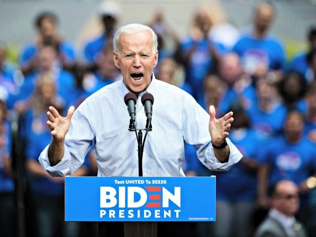Trump claims Biden 'deserted' Pennsylvania