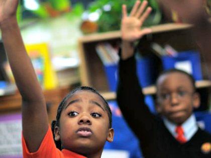 Black Kids in Charter School