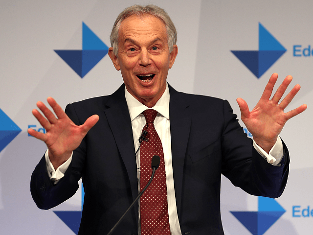 If you won't vote Labour, pick unequivocal Remain party - Tony Blair