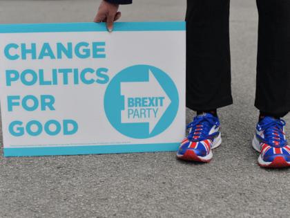 Brexit Party Shoes