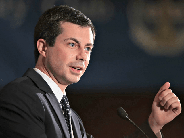 Buttigieg Scott OlsonGetty Images