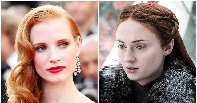 Jessica Chastain Slams 'Game of Thrones' for Using Rape as a Tool of Self-Empowerment