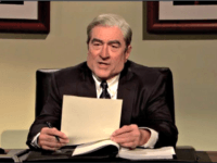 De Niro as Robert Mueller, SNL
