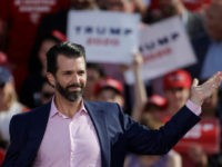 Donald Trump Jr. Rips Hunter Biden for Accepting Chinese Money