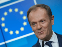 Foreign Interference? EU President Tusk Tells Brits to Vote for Anti-Brexit Change UK Party