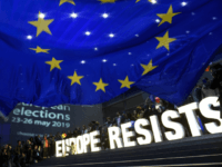 EU ELECTIONS: Exit Polls Point to Populist Surge, Le Pen Win