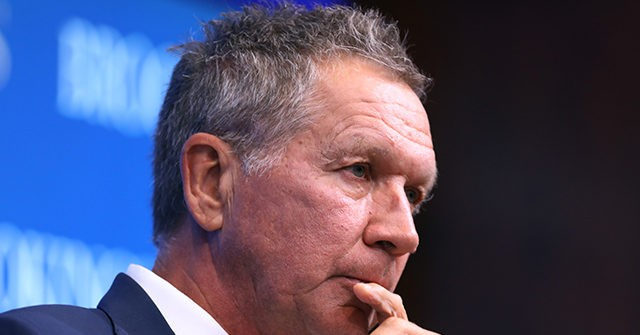 Kasich: GOP Removing Cheney Will Make Her a 'Martyr' -- She'll Get Followers