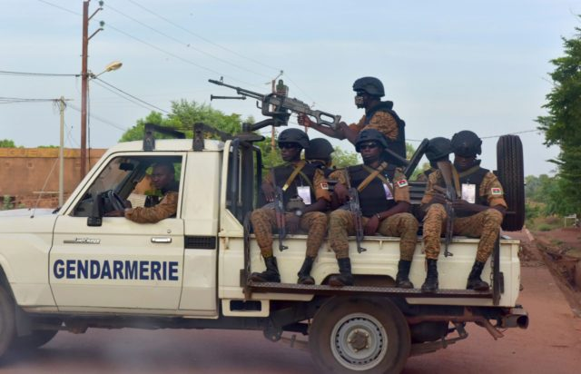 Gunmen kill six in second church attack in Burkina Faso
