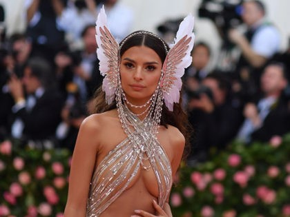Nolte: Emily Ratajkowski Believes Killing Black Babies Is a Public Service