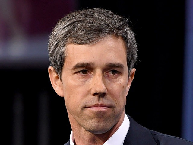 SHEAR DESPERATION: Failing Beto O'Rourke Livestreams Bizarre Haircut on Social Media