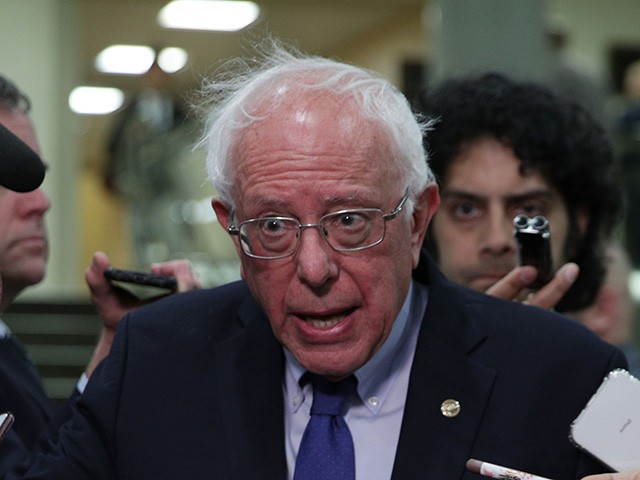 Bernie Sanders: Demagogue Trump Is Going 'After Minority People' by Deporting Illegals | Breitbart