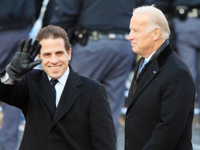 Exclusive — 2016 Arizona Police Report: Cocaine Pipe Found in Car Rented by Joe Biden's Son Hunter Biden, Authorities Declined to Prosecute