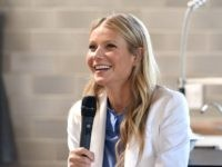 SANTA MONICA, CA - MAY 16: Gwyneth Paltrow speaks at Fast Company with Gwyneth Paltrow and Goop at FC/LA: A Meeting Of The Most Creative Minds on May 16, 2017 in Santa Monica, California. (Photo by Vivien Killilea/Getty Images for Fast Company)