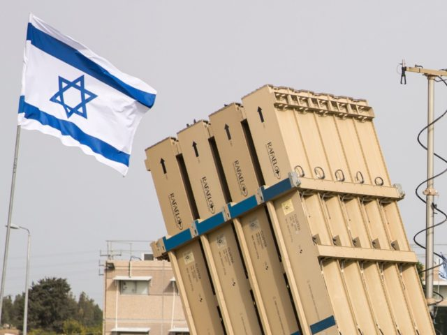 Iron Dome (Jack Guez / AFP / Getty)